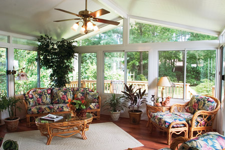 Sunroom Installation by Sunrooms Express Knoxville