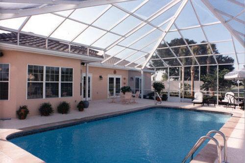 Swimming Pool Enclosures