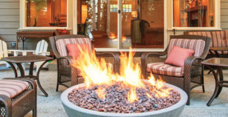 Make the Most of Your Patio During the Cold Season